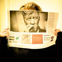 David Lynch    American filmmaker, television director, visual artist, comic book artist, musician and occasional actor