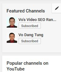 YouTube SEO Channel Featured Channels SEO - YouTube Video SEO Expert – https://www.youtube.com/watch?v=duHxvn72Ma4 VSE – Steps Become An Experienced Video SEO Expert – Best online video SEO Expert – Rank YouTube Videos SEO – YouTube SEO and SEO Ranking for video SEO Expert – Become an SEO Expert – Steps Experienced Video