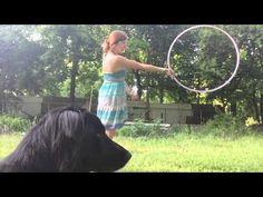 Isopop coin flip hoop tutorial - YouTube