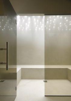 Private wellness van Beton-Ciré by Stuc en Stone