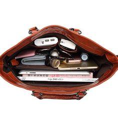 a0cb13685 Women Fashion Minimalist Handbag Leisure Business Shoulder Bag Tote Bag  Bolsas De Mulheres, Bolsas Da