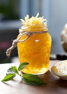 citron confit