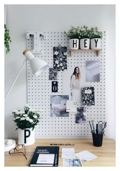 Green Your Pegboard