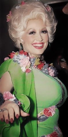 Another gem from The Dolly Parton Scrapbook! Beautiful!