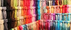 Etoles colorées, adaptées à toutes vos envies.