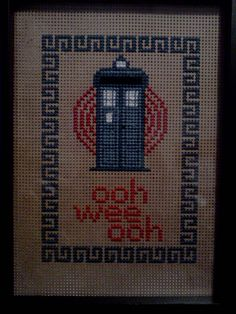 For the Whovian home