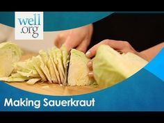 Heal the Gut with Easy Homemade Sauerkraut