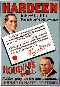 Houdini's Will