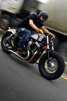 Harley Sportster 48 #motorcycles