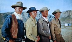 John Wayne starred in the film ' Big Jake' with his son Ethan playing the role of his grandson. Description from pinterest.com. I searched for this on bing.com/images