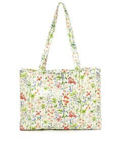 Flowers of Liberty Theodora Liberty Print Shopper Bag | Bags | Liberty.co.uk