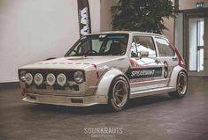 VW Golf MkI Vw Cars, Race Cars, Golf 1 Cabrio, Le Mans, Vw Motorsport, Volkswagen Golf Mk1, Vw Gol, Golf 2, Vw Classic