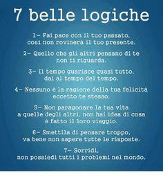 ... sette logiche ...