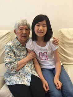 Menina cria aplicativo para que sua avó com Alzheimer não se esqueça dela