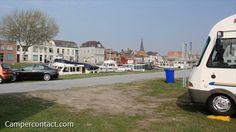 Camperplaats Sas van Gent (Kanaaleiland)   Campercontact