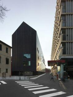 Nueva sede del Tribunal de Justicia de Venecia, Italia (C+S) - Finalista 2013.