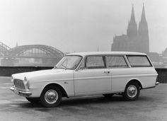Ford Taunus 12M Kombi - 1963