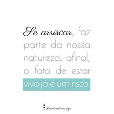 Boooa taaardeee... ☀ Não vá contra a sua natureza, arrisque-se! 😊😀 ⠀⠀⠀⠀⠀⠀⠀⠀⠀⠀⠀⠀⠀⠀⠀⠀ Encontrandomeulugar.com #searriscar #viver #equilíbrio