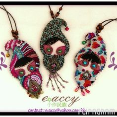 @e.accy #eaccy #handmade #diy #Bohemian #boho #hippie #Indian #fashion #accessories #vintage #henna #paisley #miniwitch #witch #clown #beans #christmas #necklace #pendant #brooch #小作民族 #民族 #手作 #小女巫 #小丑 #豆 #聖誕 #吊飾 #頸鏈 #胸針