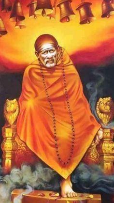 llOM SAI RAM ll Sai Baba Pictures, Sai Baba Photos, Sai Baba Wallpapers, Sathya Sai Baba, Om Sai Ram, Wallpaper Free Download, Lord Krishna, Saints, Pdf
