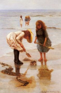 When We Were Young, 1891, Thomas Liddall Armitage.