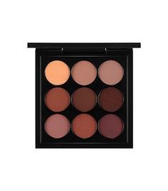 Eye Shadow x 9: Burgundy Times Nine