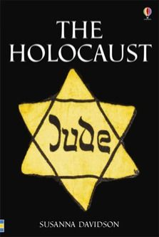 The Holocaust. Imagine having to walk around and identify yourself to the world as being less than...