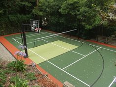 Sport Court Multi Game Court