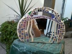 Cartera espejo
