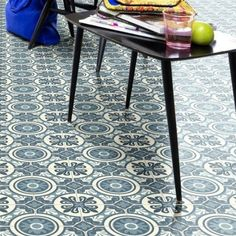 Moroccan Style Vinyl Flooring - Tangier 07 | Best4flooring UK