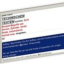 software-Tool/ Uebersetzungsprogramm: Texte + Saetze Woerter(de-englisch Technik edv elektronik kfz