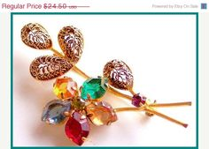 Fruit Salad Jewels by Diana Smith on Etsy