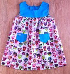 Dress #diy #designauranah #babyclothes #childrensclothes