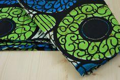 African Batik Fabric Batik Clothing African Batik by SuomiiFabrics