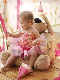 First Birthday Fun - Parenting.com
