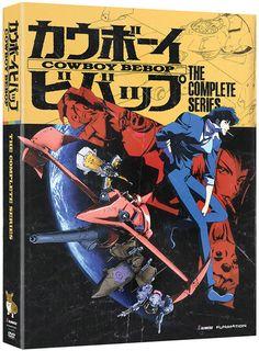 Crunchyroll - Cowboy Bebop Complete Series DVD
