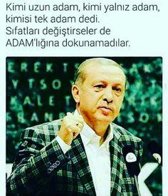 RTE Erdogan, the most beloved leader in the world! Islam, Chop Saw, Rage, Profile, Muslim