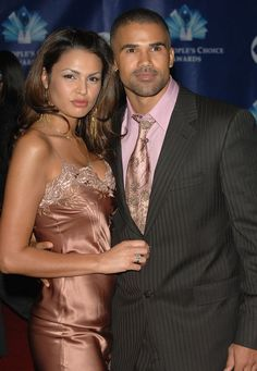 Who is shemar moore married too