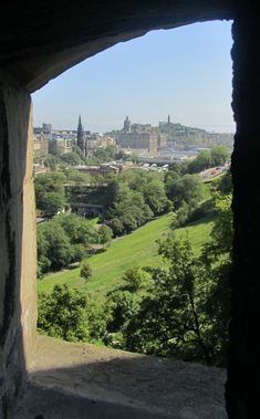 Edinburgh, Scotland by erika