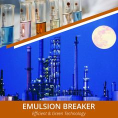 There are various benefits of #EmulsionBreaker, such as; -	Cost- effective. -	Efficient operational window. -	Eco- friendly technology. -	Application flexibility.