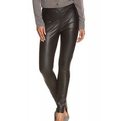 2 5 3 5 Manufacturer size XS S Black Black Black Pieces Womens Ps Just N Large Black, Leather Pants, Leggings, Medium, Ps, Fashion, Elegant, Fashion Styles, Leather Joggers