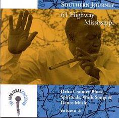 Various Artists | Southern Journey, Vol. 3 | CD 1903 | http://catalog.wrlc.org/cgi-bin/Pwebrecon.cgi?BBID=3130422