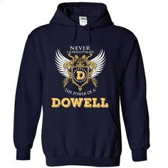 DOWELL - #gift friend #awesome hoodie