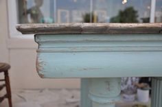 Another Annie Sloan chalk paint tutorial