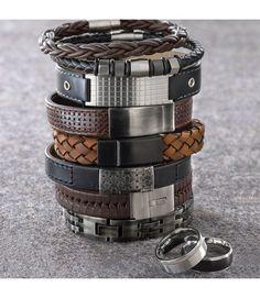 Armband Men #jewels #bracelet #men #jewelry #leonardoglas #leonardoglasliebe