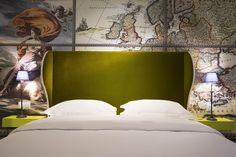 Hôtel du Continent, Paris #intown #roomservice #airconditioning #dontdisturb #moderndesign