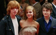 May 23, 2004: Daniel Radcliffe, Emma Watson, Rupert Grint at the premiere of 'Harry Potter and the Prisoner of Azkaban' at Radio City in New York