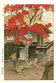 Kasamatsu Shiro, House at Ontake
