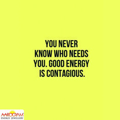Here is to whole new week of positive energy! ‪#‎MondayMotivation‬ ‪#‎EnergyQuote‬ #EnergyMantra #quotes