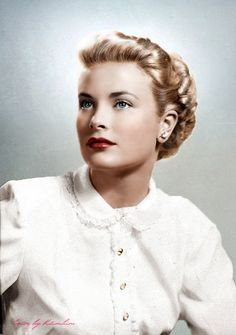Dedicated to Grace Patricia Kelly Grimaldi American actress and Princess consort of Monaco, and her family Hollywood Icons, Vintage Hollywood, Hollywood Glamour, Hollywood Stars, Classic Hollywood, Look Vintage, Vintage Beauty, Most Beautiful Women, Beautiful People